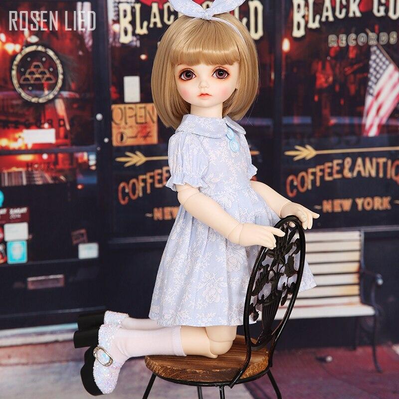 Rosenlied RL odmor Miu bjd sd lutka 1/4 tijela model dječaci ili - Lutke i pribor - Foto 2