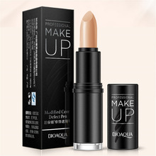 Hide Flaws Whitening Concealer Stick Cream Face Foundation Coutour Concealer Pen Pencil Cover Dark Eye Circle Makeup Cosmetic
