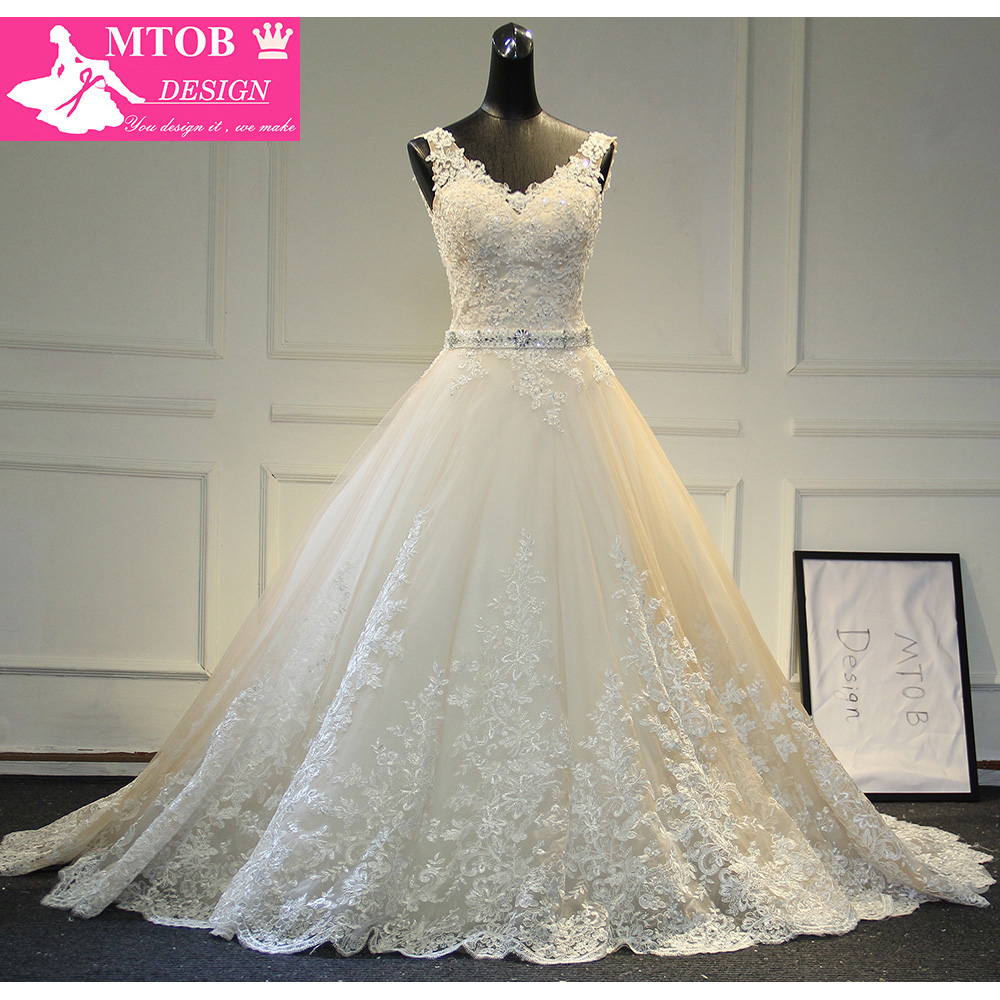 Online Buy Wholesale lace designer wedding dresses from China lace ...