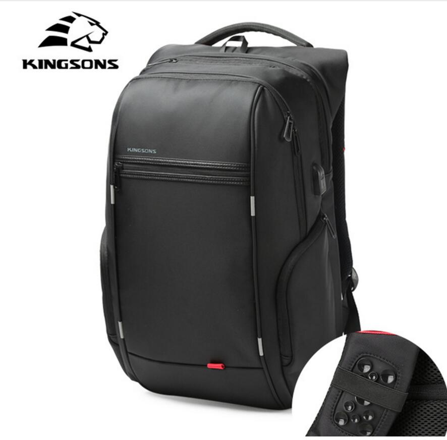 17 Laptop Notebook Backpack External USB Charge Computer Backpacks Anti-theft Waterproof travel Brand Bags for Men Phone Sucker quot laptop backpack external usb charge computer backpacks anti theft waterproof bags for men women school large capacity