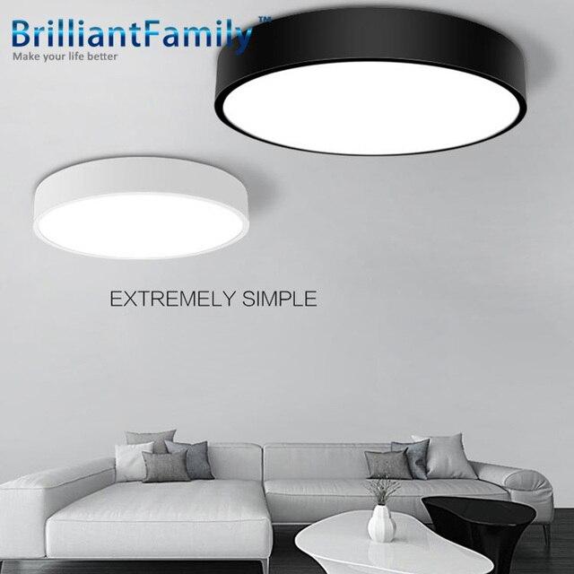 LlevÓ la luz de techo 220 v 18 w moderno minimalista comedor ...