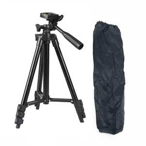 Monopod Camera-Holder Table-Tripod Telescopic-Camera 3120 SLR for Digital