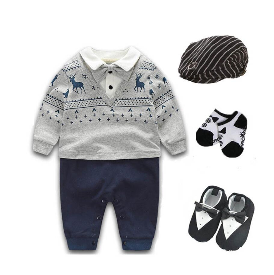 NEW 2 SIZES  0-3M OR 6-12 MN TEDDY BEAR BABYJUMPER PLUS HAT AND SNEAKER//BOOTIES