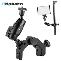Aluminum Ball Head Magic Friction Arm Mount Super Crab Clamp Articulating for DJI Ronin/Zhiyun Crane M 2/Smooth Q/LCD Monitor