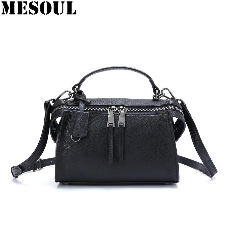Fashion Crossbody Bags for Women Shoulder Bag High Quality Genuine Leather Handbags Female Summer Purse Flap
