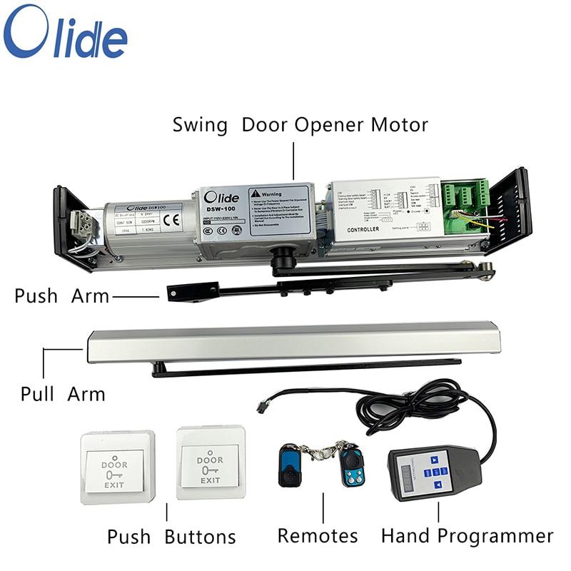 Handicap Door Opener For Disabled People Low Energy ADA Swing Door Operator