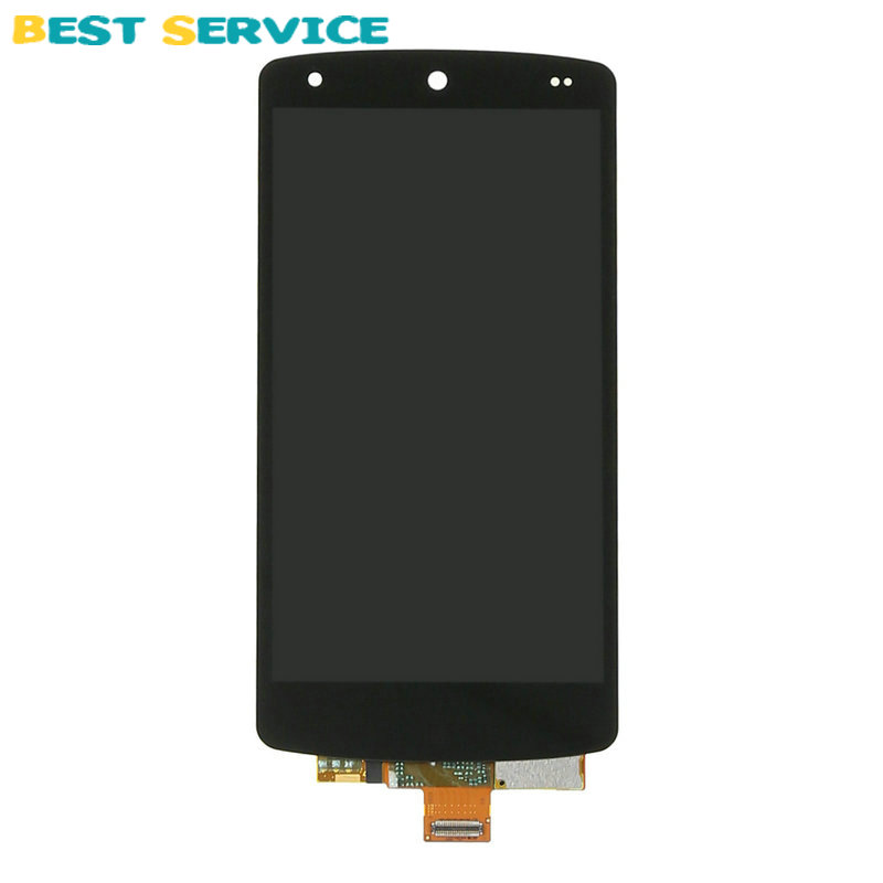 10Pcs/Lots For LG Nexus 5 D820 LCD Display With Touch Screen Complete Digitizer Assembly DHL Free Shipping new lcd touch screen digitizer with frame assembly for lg google nexus 5 d820 d821 free shipping