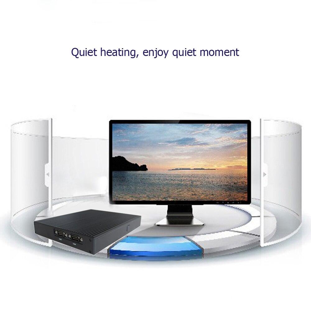 Cheap desktop computer - Mini Pc Desktop Computer Vx For Intel Celeron J1900 Quad Core Cpu 2 00ghz With 4g