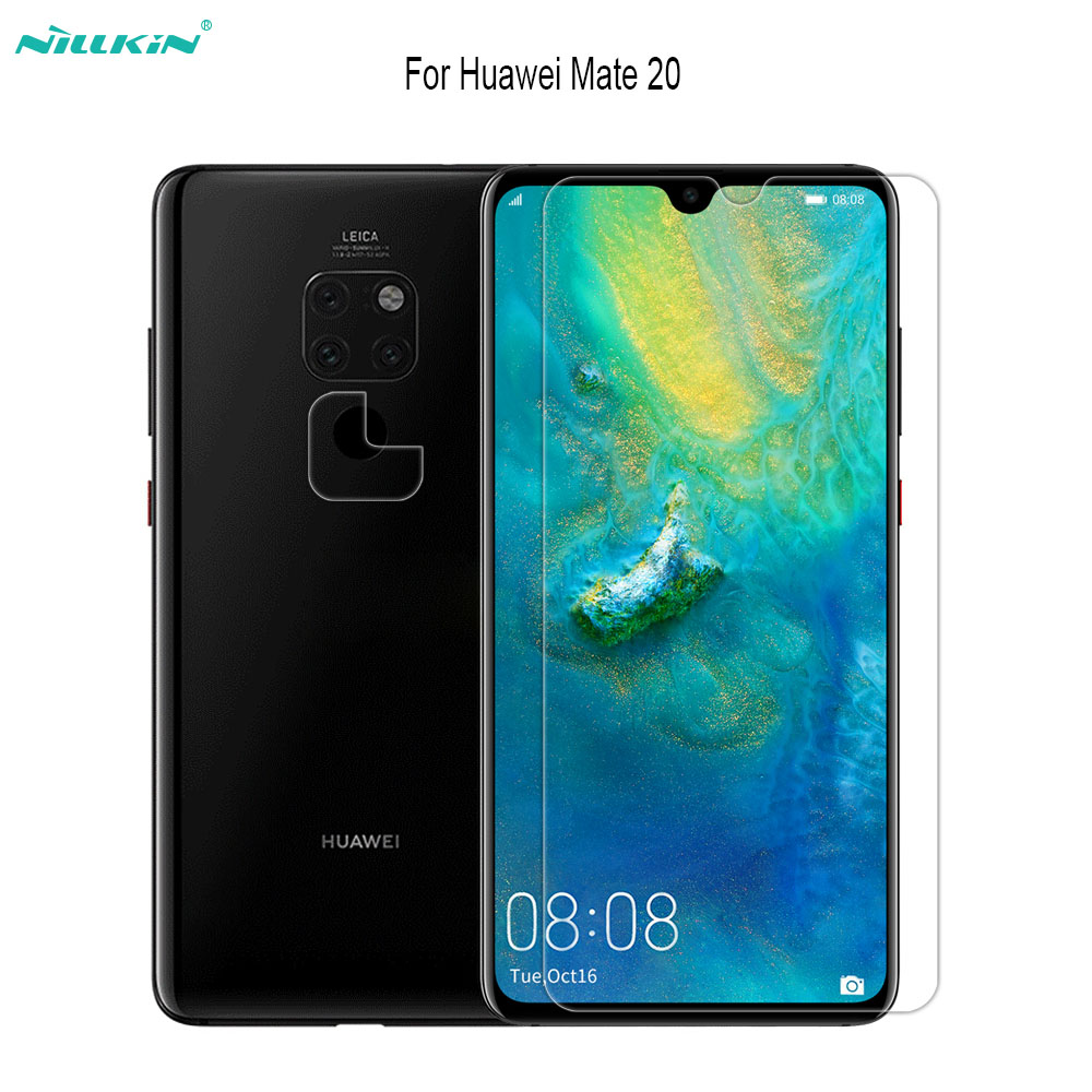 For huawei mate 20 Glass mate 30 Nillkin Amazing H / H+PRO Tempered Glass phone Screen Protector For mate 20 cover 9H Glass Film|Phone Screen Protectors| |  - title=
