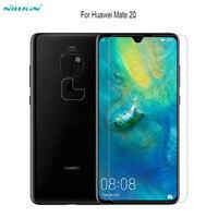 Huawei メイト 30 ガラスメイト 30 ため nillkin アメージング h/h + プロ強化ガラス電話のスクリーンプロテクターメイト 20 カバー 9 h ガラスフィルム