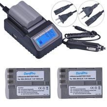 2pc EN-EL3e EN EL3e EL3a ENEL3e Rechargeable Battery + LCD Fast Charger For Nikon D70 D70S D80 D90 D100 D200 D300 D300S D700
