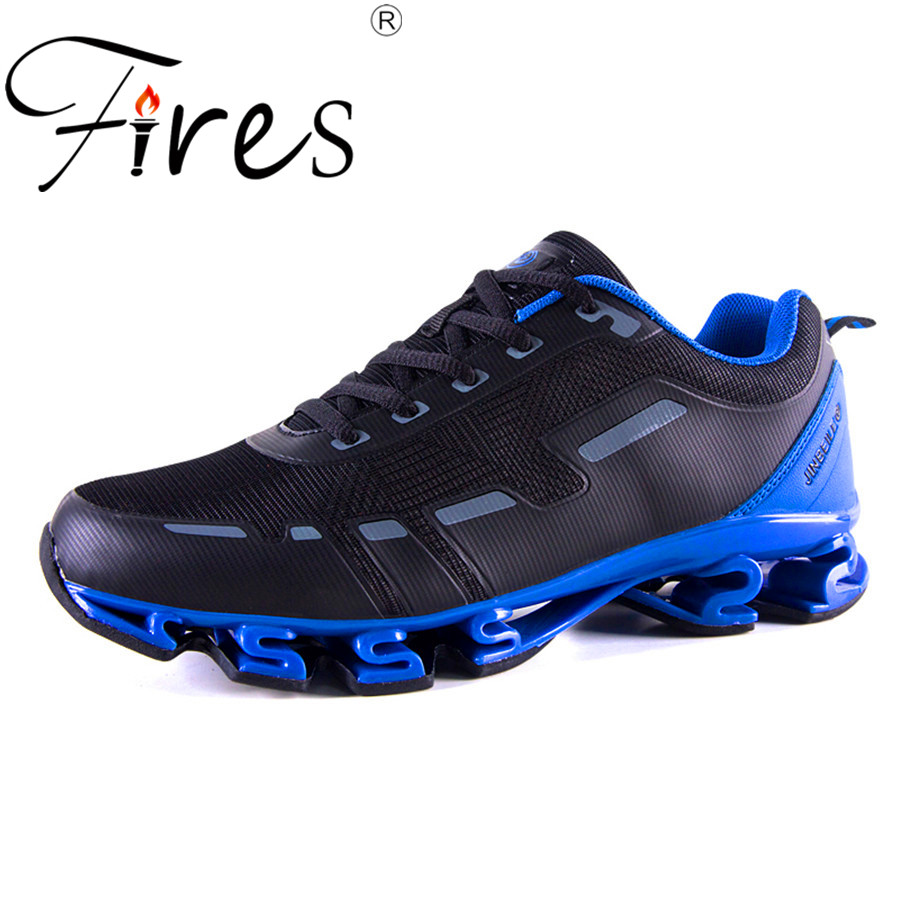 Fires 2017 New Breathable Men's Running Shoes Non-Slip Outdoor Sport Shoes for Man Damping Sneakers Jogging Marathon Shoes Men  2017 fires men s sport running shoes breathable men sneakers wholesale outdoor sport runner shoes spor ayakkabi anti slip