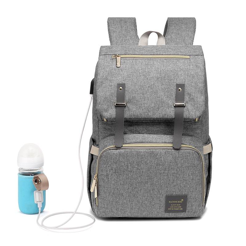 Waterproof Anti Thef Diaper Bag for Mommy Maternal Nappy Backpack Baby Stroller Travel Organizer Nursing Changing Bag to CareWaterproof Anti Thef Diaper Bag for Mommy Maternal Nappy Backpack Baby Stroller Travel Organizer Nursing Changing Bag to Care