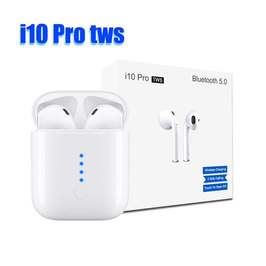 ♔ >> Fast delivery original i10 tws air pods in Bike Pro