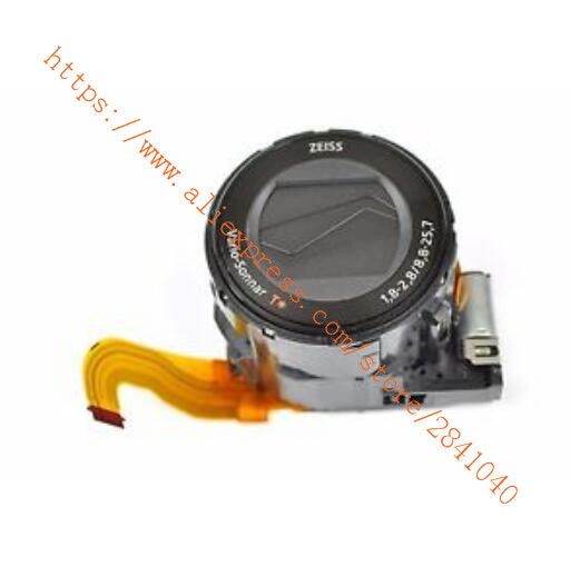 NEW Digital Camera Repair Parts For SONY Cyber-shot DSC-RX100 DSC-RX100II RX100 RX100II M2 Lens Zoom Unit Black NO CCD фотоаппарат sony cyber shot dsc rx10m2