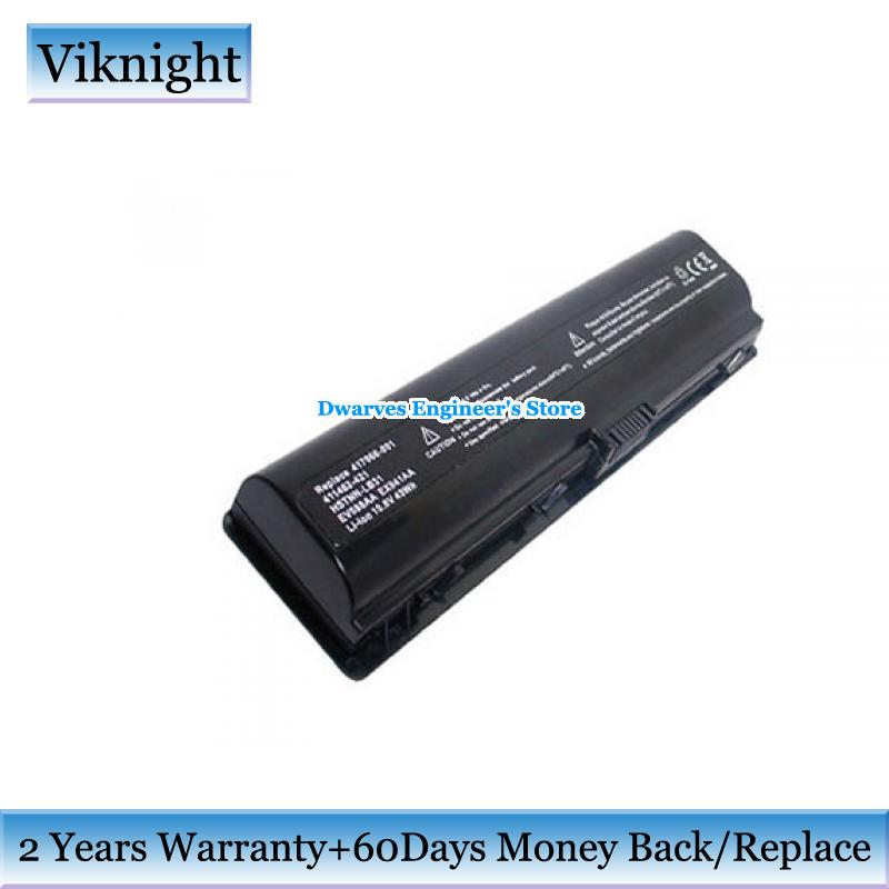 все цены на 10.8V HSTNN-LB31 Laptop Battery for Hp Pavilion Dv2000 Dv6000 Compaq Presario C700 F500 V3000 V3100 V3600 V6000 Battery 5200mAh онлайн