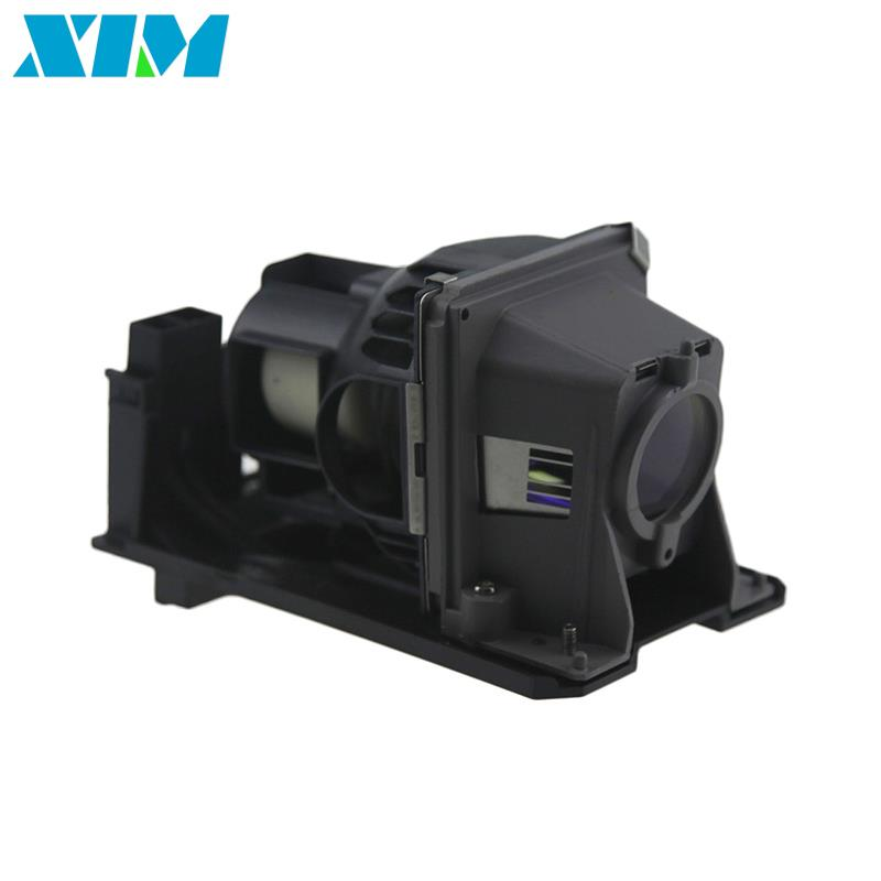 ФОТО Premium High Quality NP13LP Projection Lamp With Housing For NEC Projector NP110, NP115, NP210, NP215, NP216, NP-V230X, NP-V260,
