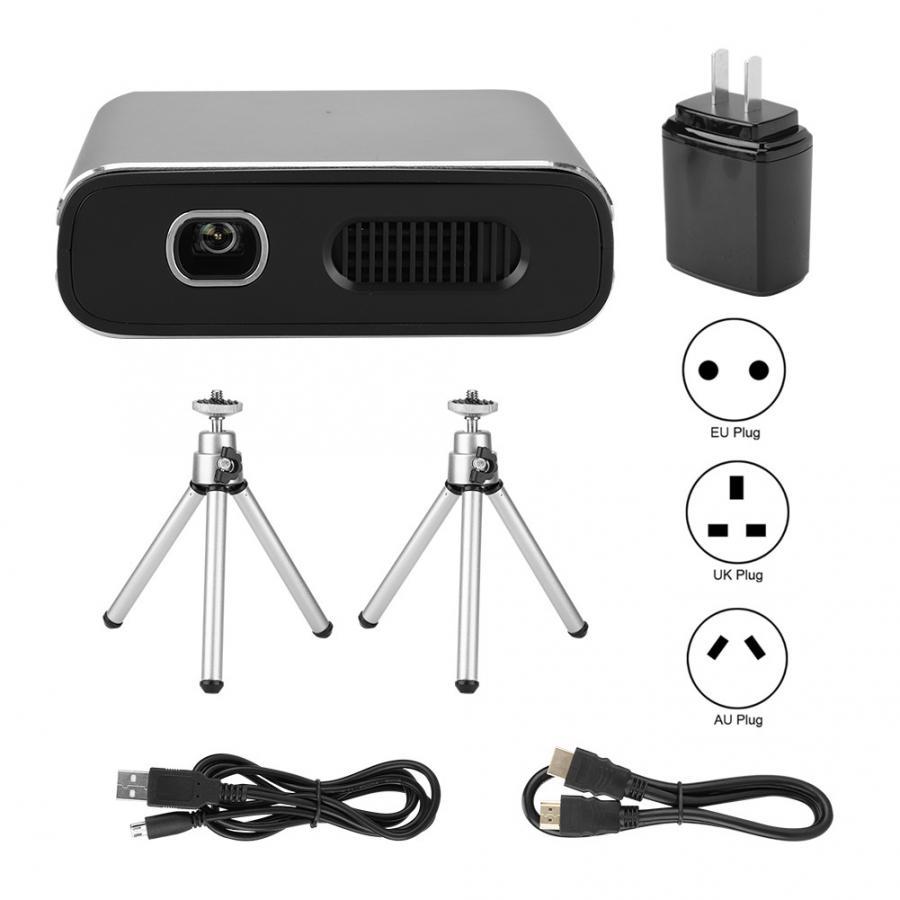 Home Cinema 1080p Hd projecteur LED RD-630 de noël Mini DLP HD projecteur à LED portable à la maison pour Android 110-240V Proyector