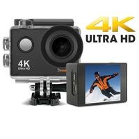 Dveetech 16Mp Sport Action Camera 4K Wifi Waterproof 30M 1080p Full HD Underwater Cam Bicycle Mini
