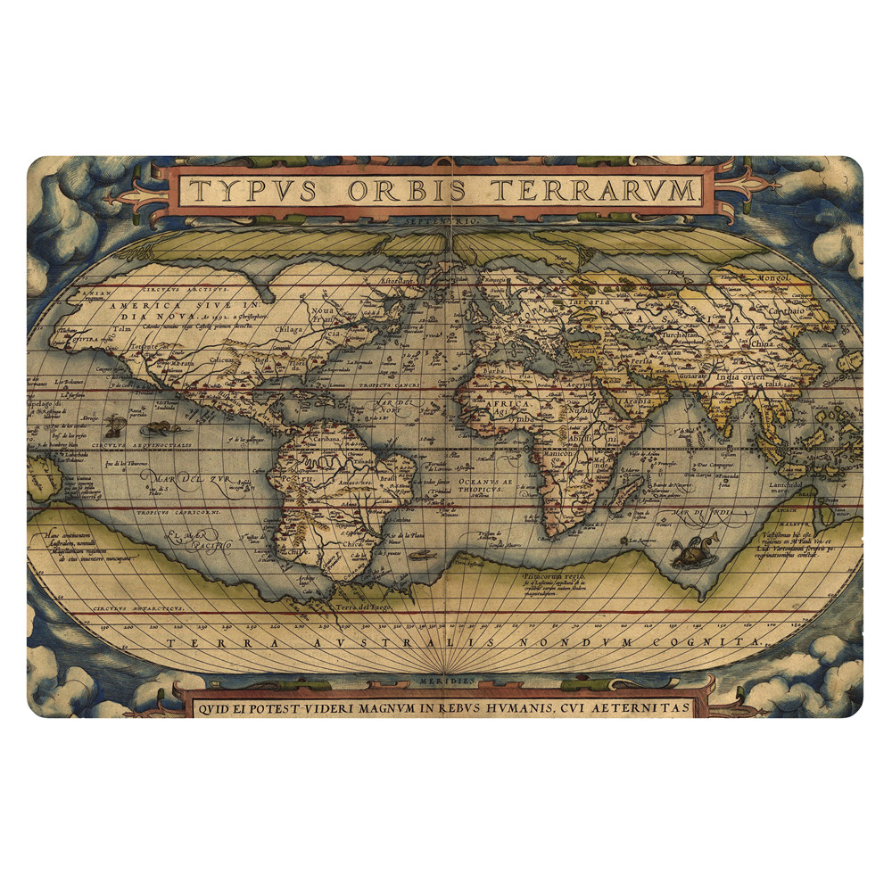 Hot Fashion Personalized Abstract World Map Carpets Printed Doormat For Living Room Classic Bedroom Carpet Durable Bathroom Mats