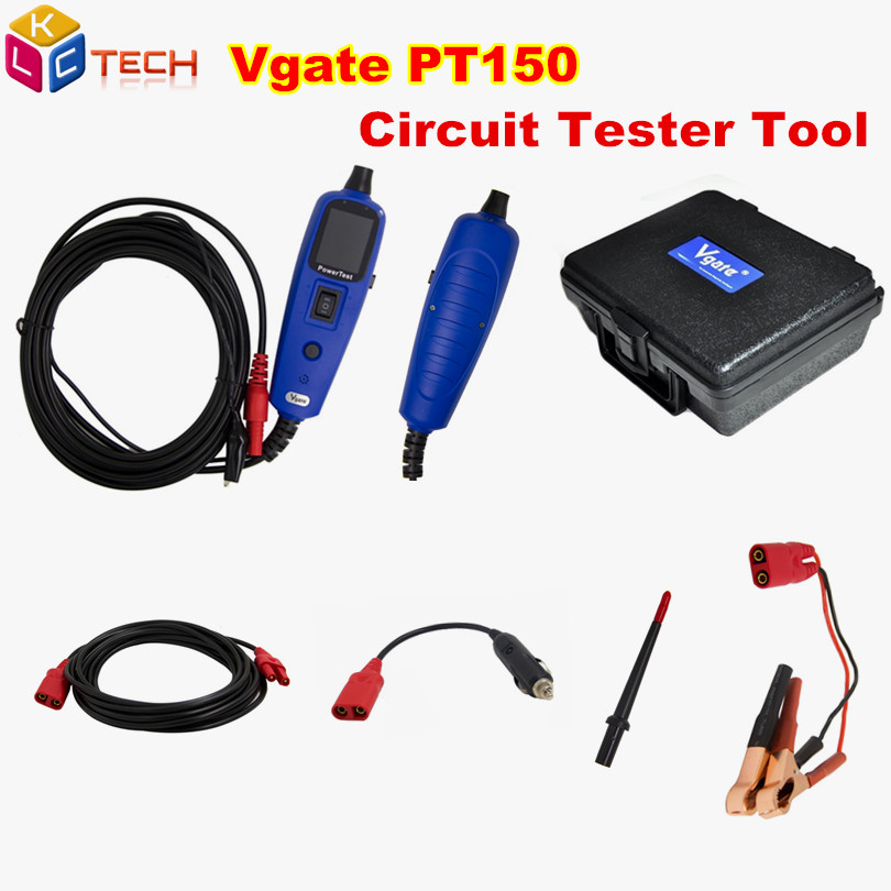 Vgate PT150 PT 150 Power Test 12V Voltage Electrical System Tester PowerScan PT 150 Same as