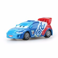 Cars Disney Pixar Jackson Storm Doc Hudson Mater 1:55 Diecast Metal Alloy Model Car Birthday Gift Toys For Children