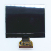 2PCS A4 special Dashboard Screen display Cluster for Audi A4 2001 2009 RB4 RB8 VDO LCD Display Dashboard Screen Tool
