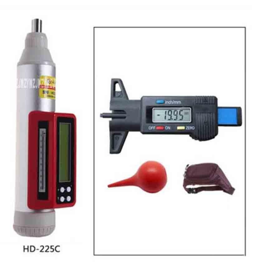 Nova HD-225C Display Digital Testador De Resistência