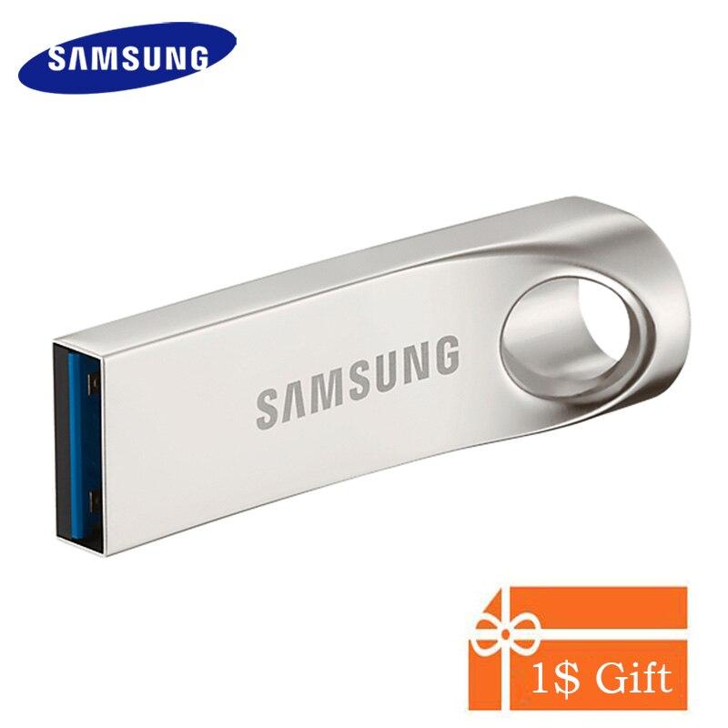 100% SAMSUNG Usb Flash Drive 128GB 64GB 32GB 3.0 Pen Drive U Disk Stick Usb Key Flashdisk with Micro USB Adapter for Phone