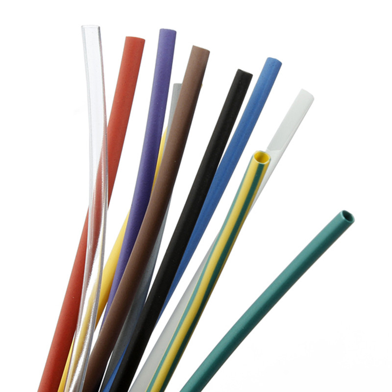 H Type 55 Pcs Electrical Cable Tubing Assortment 2:1 Heat Shrink ...
