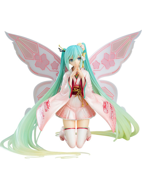 Hatsune Miku Fairy angel Butterfly