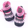 High Quality Baby Infants Jeans Denim Crib Shoes Soft Sole Toddler First Walkers Newborn Girls Prewalker tights highs