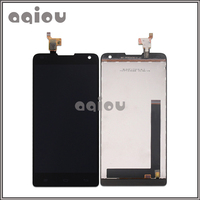 For Prestigio Grace X7 PSP7505 DUO Psp7505 Duo Assembly Black Color LCD Display Touch Screen Digitize