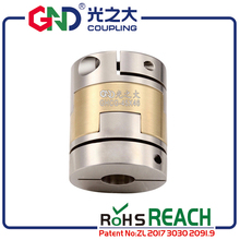 Power Transmission Parts GHCG stainless steel rigidity cross slider clamping series shaft couplings