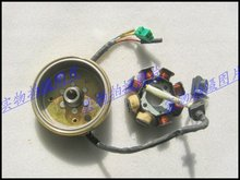 Motorcycle gy6 50 60 80 boy stator coil 8