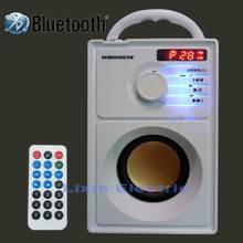 Vaensong A10 Портативный стерео Bluetooth Динамик 2.1 сабвуфер может Play TF карты and USB and FM радио as хорошо AS for Family путешествия