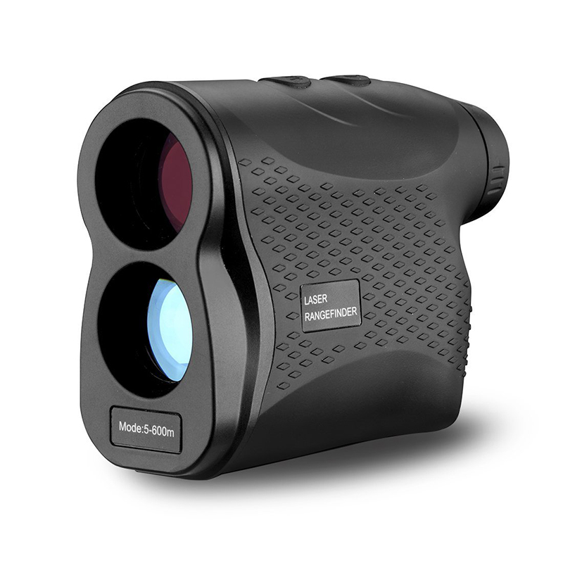 POTENCO 600m-1500m 6X Golf Laser Rangefinder Telescope Angle Range Finder For Hunting Speed-Heightangle Measuring Tool Telemetre 1200m golf laser rangefinder 6x monocular pinseeker leavel height angle measuring match watching hunting range finder