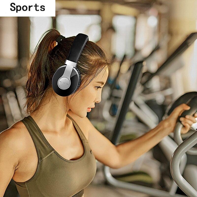 T9 Bluetooth casque actif suppression de bruit stéréo Subwoofer barre de son casque de jeu écouteur pour téléphone portable ordinateur tv - 6