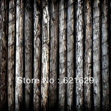 Wood Fence 8'x8′ CP Computer-painted Scenic Photography Background Photo Studio Backdrop ZJZ-663