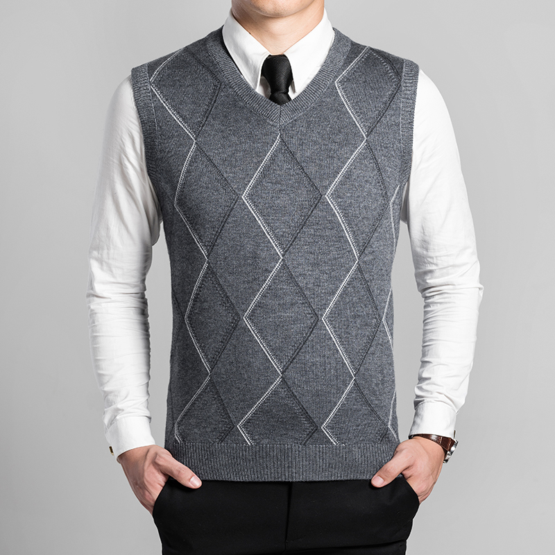 Etro Spotted Sweater Vest - Red, green and blue wool-cashmere blend spotted sweater vest from Etro featuring a sleeveless design, a ribbed v-neck, ribbed armholes, a ribbed hem, .