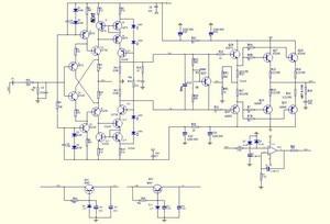 Image 5 - 2 יחידות MARANTZ MA 9S2 150 w + 150 w 8ohm סטריאו מגבר לוח DIY קיט