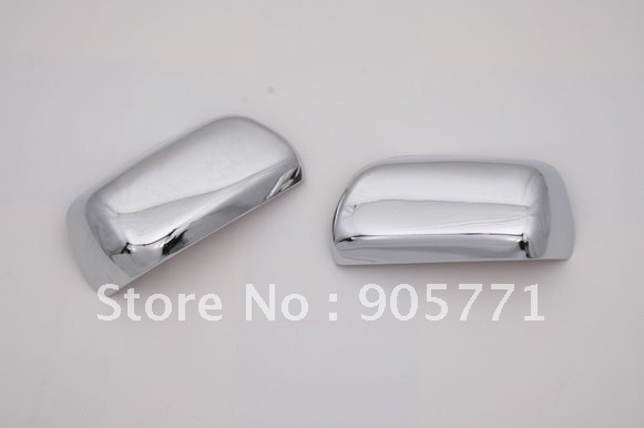 High Quality Chrome Mirror Cover for Suzuki Grand Vitara 07 Up free shipping starpad for general purpose high quality for chery rearview mirror of high quality wholesale free shipping