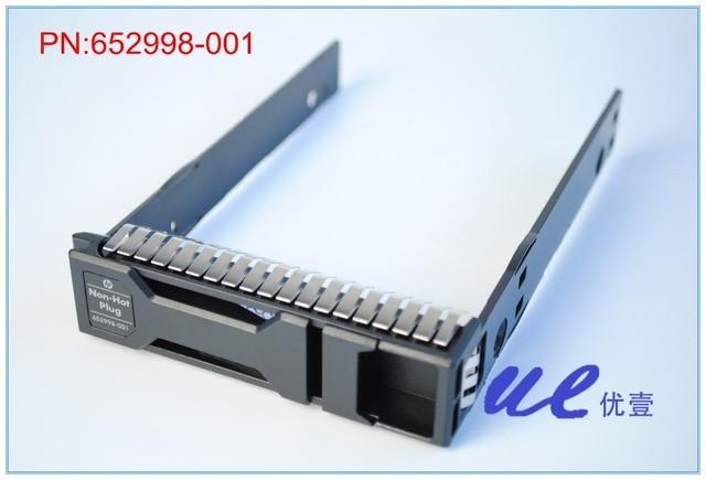 """652998-001 ProLiant Gen8 G8 LFF Non Hot Plug 3.5"""" Drive Tray Caddy for HP ML310e"""