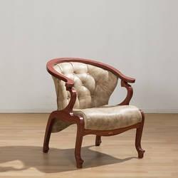 Твердой древесины кресла антикварная мебель для отдыха европейский и американский стиль стулья подходит для гостиной M083 * 2