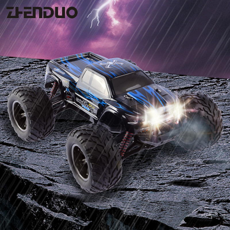 High Quality 9115 RC Car 1/12 2.4GHz 2WD Brushed RC Remote Control Monster Truck Off-Road Vehicle Buggy Electronic Toy new 7 2v 16v 320a high voltage esc brushed speed controller rc car truck buggy boat hot selling