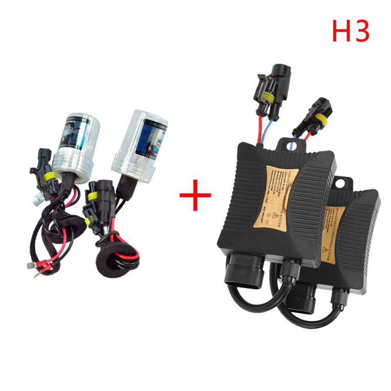 New Retail HID Xenon 55W Headlight Conversion KIT H3 12V Light Sourcing 3000K-12000K VV striped one piece swimsuit 2017 sexy swimwear women bathing suit swim vintage beach wear print bandage push up monokini swimsuit