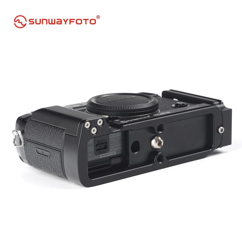 SUNWAYFOTO PFL-XPRO2 Stativkopf-Schnellwechselplatte für Fuji X pro2 - Kamera und Foto - Foto 4