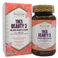 Reserveage Tres Beauty 3 Collagen, Keratin & Elastin, Beauty from the Inside Out, 90 vegetarian capsules  Free shipping