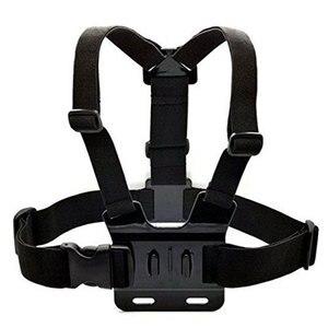 Image 5 - Универсальный ремешок для телефона 2 в 1 для крепления на голову, нагрудный ремень, ремешок на запястье с сильной присоской + нагрудный ремень для камеры