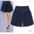 Womans Pantalones Cortos Mujeres de Talla grande Ropa Shorts Mujeres 2016 Más Tamaño Pone en Cortocircuito Para Las Mujeres k42